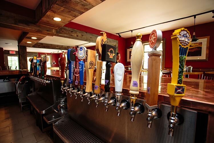 Restaurant Bar Installations