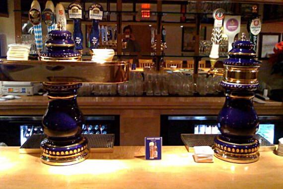 Das Bierhaus Bar Counter