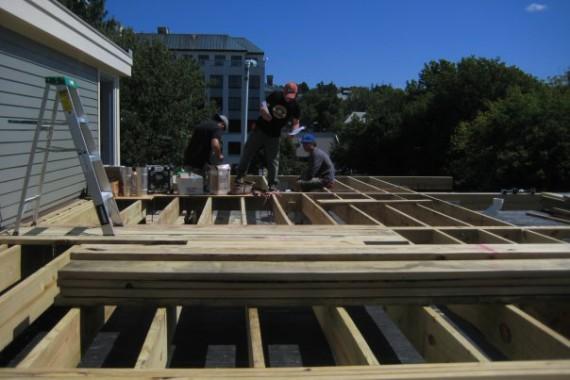 Rooftop Build