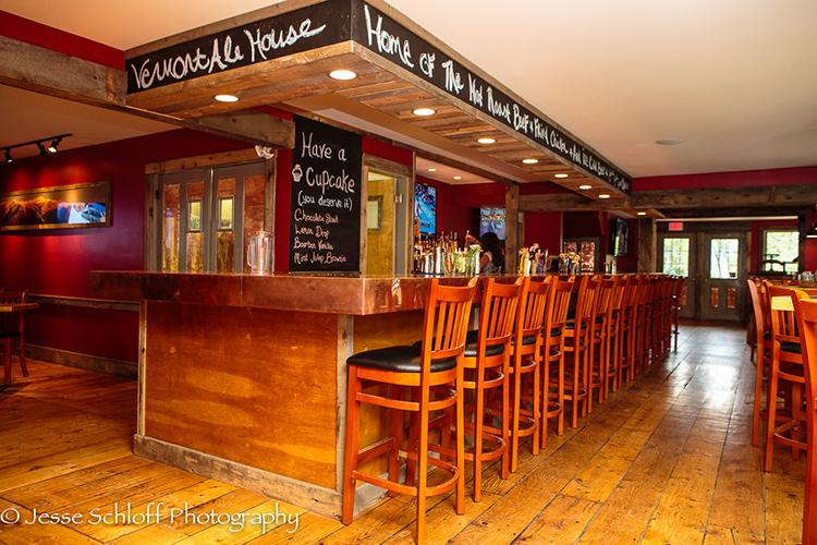 Vermont Ale House Bar