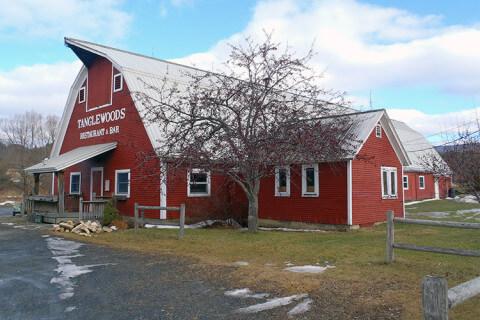 Tanglewoods Restaurant and Barn Renovation